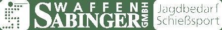 Waffen Sabinger Shop-Logo