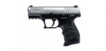 "WALTHER CCP 9 mm ""Silber"""