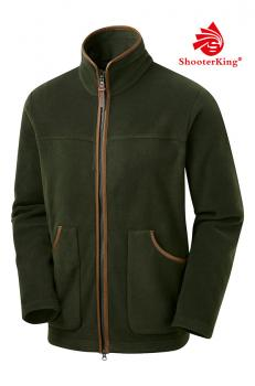 SHOOTERKING Performance Fleece Jacke grün